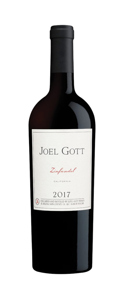 Joel Gott Wines - California Zinfandel Bottle