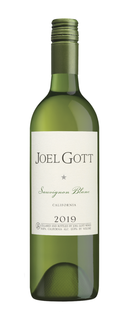 Joel Gott Wines - Sauvignon Blanc Bottle